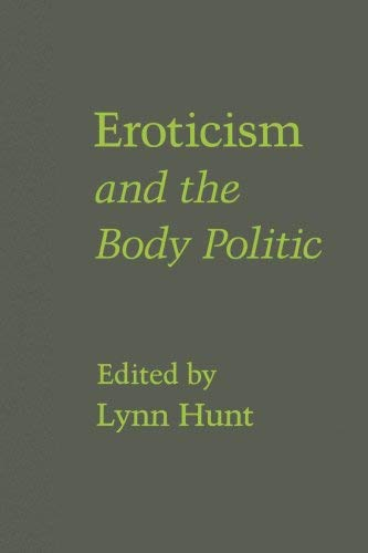 Image for Eroticism and the Body Politic (Parallax: Re-visions of Culture and Society)