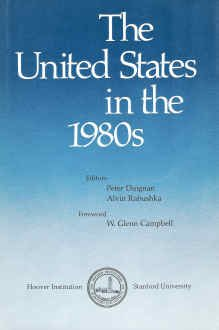Image for The United States in the 1980s (Hoover Institution Publication, 228)