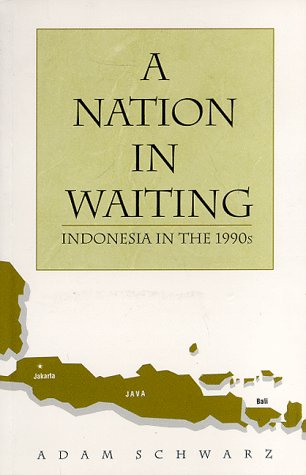 Image for A Nation In Waiting: Indonesia In The 1990s