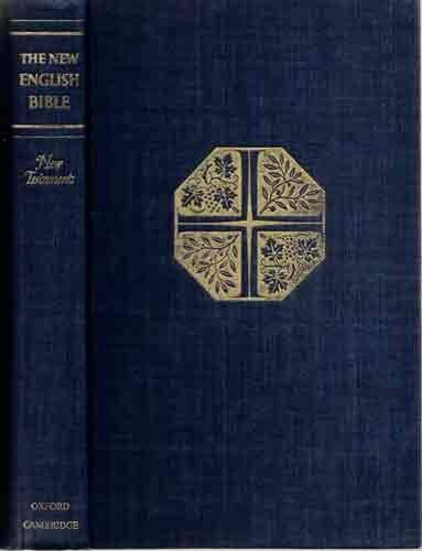 Image for The New English Bible NEW TESTAMENT / Oxford 1961