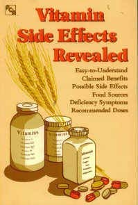 Image for Vitamin Side Effects Revealed