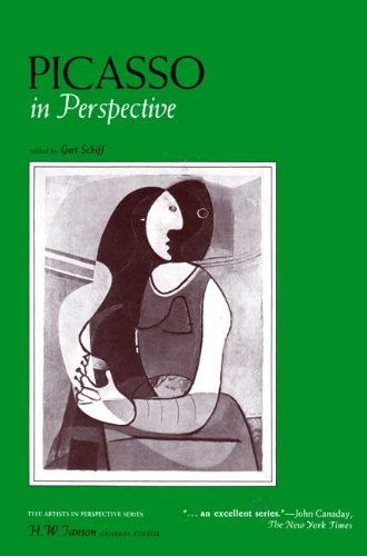 Image for Picasso in Perspective (The Artists in perspective series)