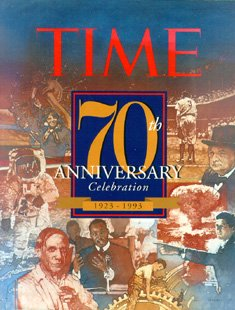 Image for Time: 70th Anniversary Celebration : 1923-1993