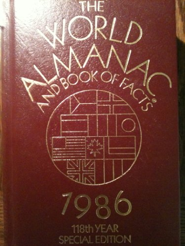 Image for The World Almanac And Book of Facts - 1986 - 118th Year Special Edition