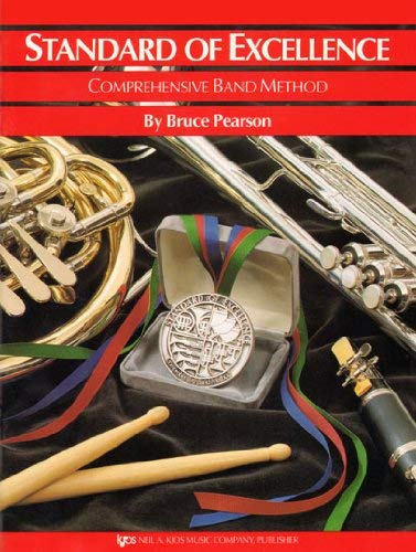 Image for W21HF - Standard of Excellence Original Book 1 French Horn (Standard Book of Excellence Series)