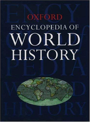 Image for Oxford Encyclopedia of World History