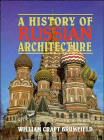 Image for A History of Russian Architecture
