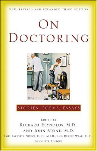 Image for On Doctoring : Stories, Poems, Essays