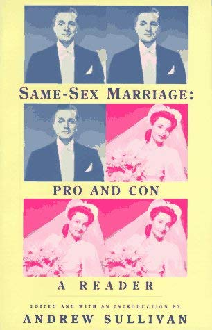 Image for Same-Sex Marriage: Pro and Con: A Reader