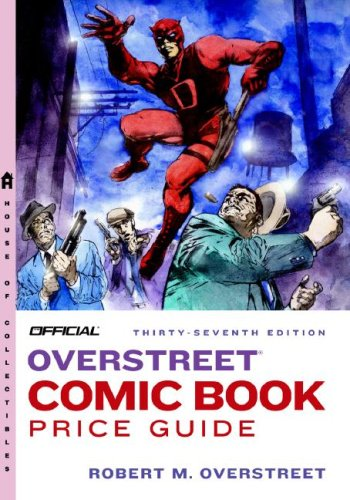 Image for The Official Overstreet Comic Book Price Guide #37
