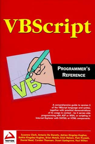 Image for Vbscript Programmer's Reference