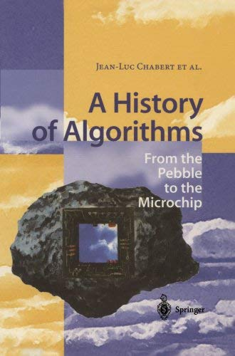 Image for A History of Algorithms: From the Pebble to the Microchip