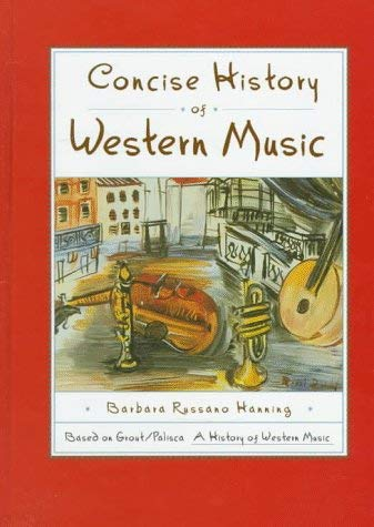 Image for Concise History of Western Music