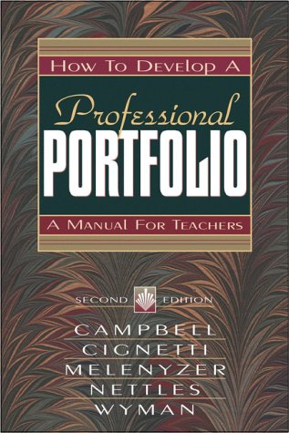 Image for How to Develop a Professional Portfolio: A Manual for Teachers (2nd Edition)