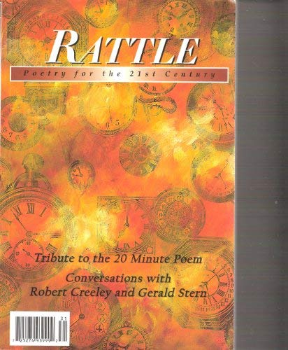 Image for Rattle 1 Summer 2003
