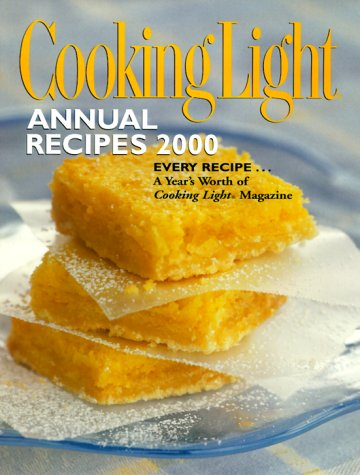 Image for Cooking Light 2000: Annual Recipes (Cooking Light Annual Recipes)