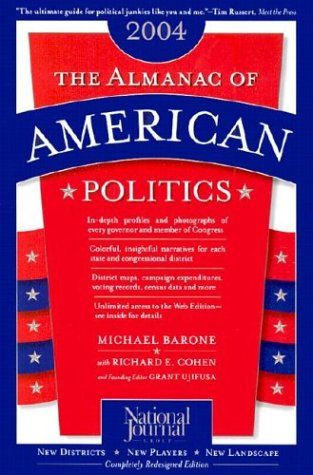 Image for The Almanac of American Politics, 2004