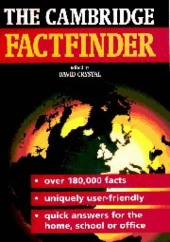 Image for The Cambridge Factfinder Updated edition
