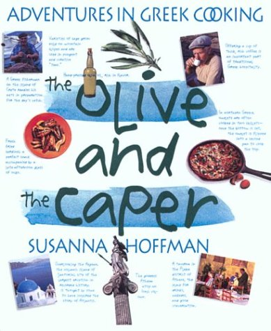 Image for The Olive and the Caper: Adventures in Greek Cooking