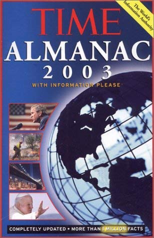 Image for Time: Almanac 2003 (Time Almanac)