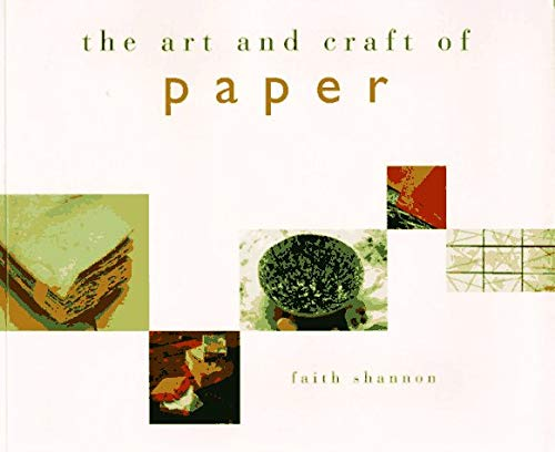 Image for The Art and Craft of Paper