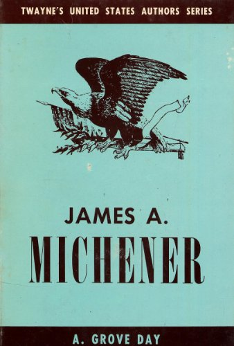 Image for James A. Michener : Twayne's United States Authors Series