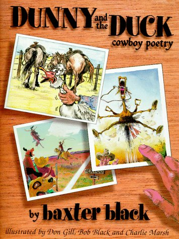 Image for Dunny and the Duck Cowboy Poetry