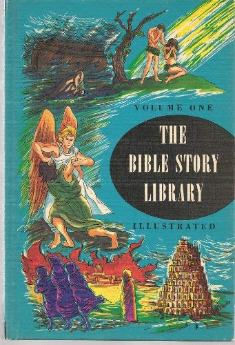 Image for The Bible Story Library Illustrated (Volumes 1 through 8)